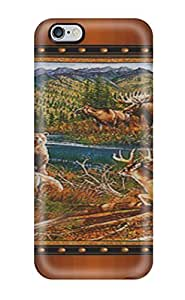 2604024K84131489 Design High Quality Wilderness Playground Cover Case With Excellent Style For Iphone 6 Plus