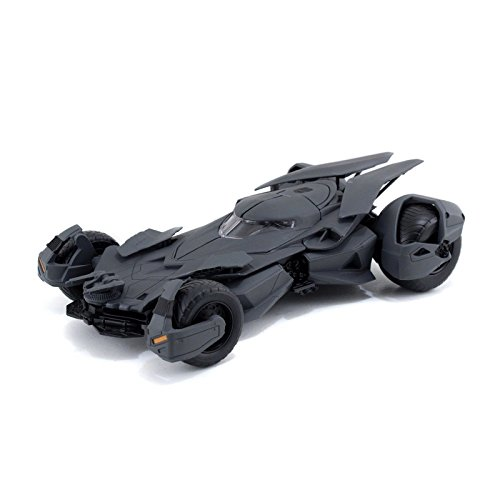 Metals Batman V Superman 1:24 Batmobile Model (24 Metal Model Kit)