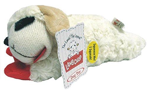 Multipet Plush Dog Toy, Lambchop (Dog 10