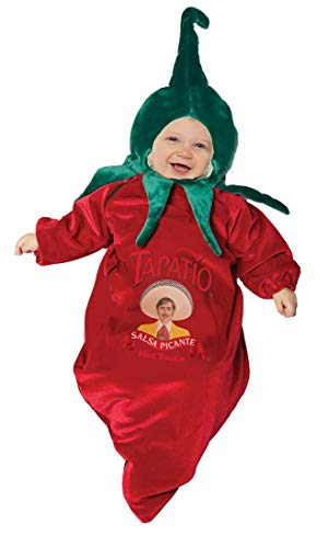 Underwraps Kid's Baby's Officially Licensed Tapatio Chili Bunting