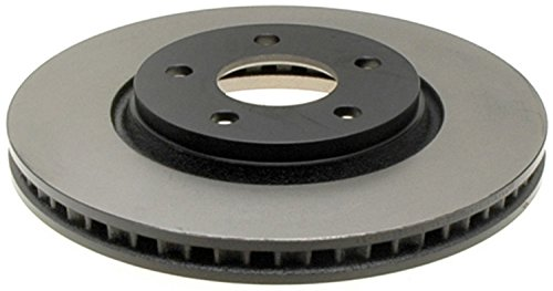 ACDelco 18A1659 Professional Front Disc Brake Rotor Assembly