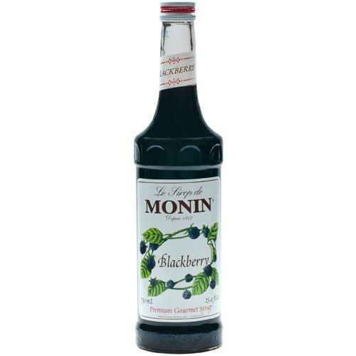 Monin Blackberry Drink Syrup, 750mL (01-0013) Category: Drink Syrups