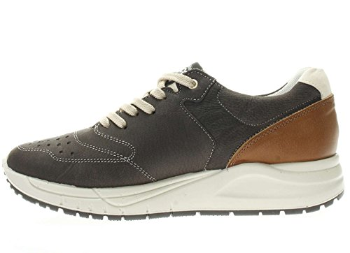 Hombre Zapatos planos grigio gris, (grigio) 7714100