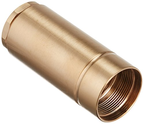 - Delta RP37901CZ Universal Sleeve For Jetted Shower, Champagne Bronze