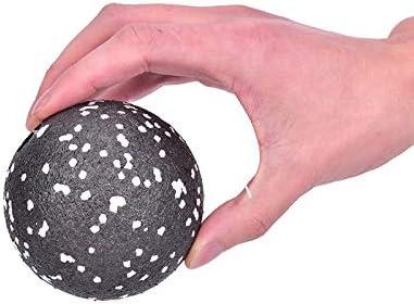 Fssh-MLX 1個8CM健康フィットネスマッサージボールヨガ筋筋膜リリース筋膜ボディピラティスジムスポーツボールマッサージャー
