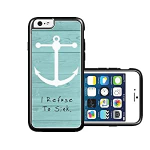 chen-shop design RCGrafix Brand Dolphin Face Pool Dolphins iPhone 6 Case - Fits NEW Apple iPhone 6 high quality