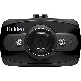 Uniden DCAM iWitness 1080p HD Dash Cam Night Vision with SanDisk 8GB microSDHC Bundle (Renewed)