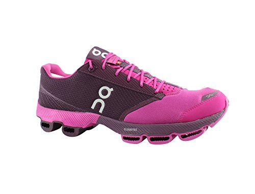 ON Cloudster Magenta/Berry Running, Cross Training Womens Athletic Shoes Size 10