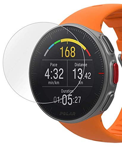 PlayBetter Polar Vantage V Pro Multisport Watch (Orange) Power Bundle Portable Charger & Screen Protectors | GPS & Barometer | Heart Rate by PlayBetter (Image #7)