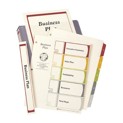 Avery® Executive Ready Index® Table of Contents Dividers with Multicolor - Ready Table Executive Index