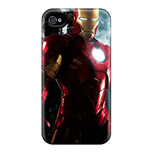 MFt11445NDId ArtCart Awesome Case Cover Compatible With Iphone 4/4s - Iron Man 2