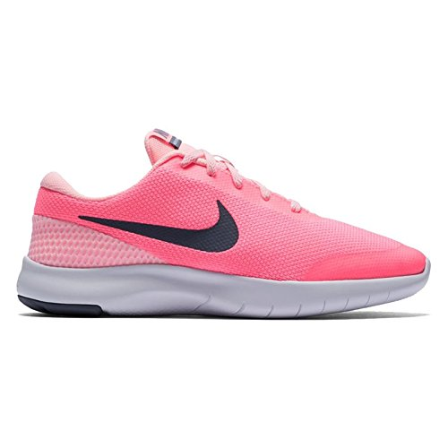 Nike Kids Flex Experience RN 7 (GS) Arctic Punch LT Carbon Sunset Size 3.5 by Nike (Image #4)