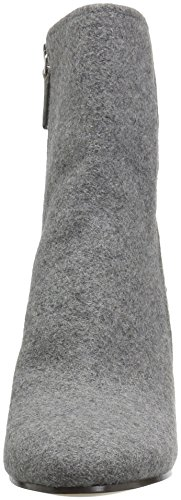 Carensa Ankle Boot Grey Women's Nine Wool West Light qwFxEAC