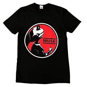 t-shirt muse album Drones