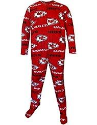 Men's Kansas City Chiefs Concepts Sport Red Bleacher Plaid Flannel Pants