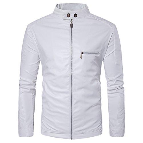 Zip Front Moto Jacket - 2