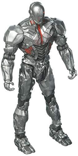 Mattel DC Comics Multiverse Justice League Movie Cyborg Exclusive Action Figure 6
