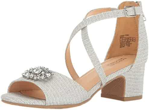 Badgley Mischka Kids' Pernia Gems Pump