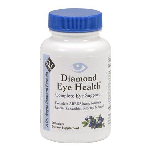 Diamond-Herpanacine Diamond Eye Health, 90 Count