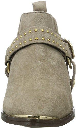 Gardenia Copenhagen Damen Ebba Chelsea Boots Beige (taupe)