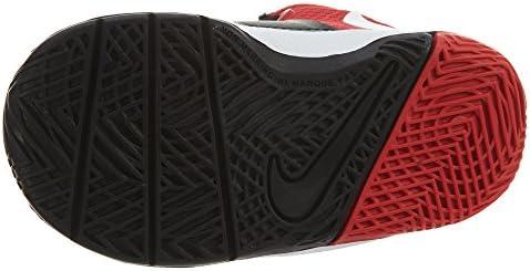 Nike Unisex-Child Team Hustle D 8 (Gs) Sneaker