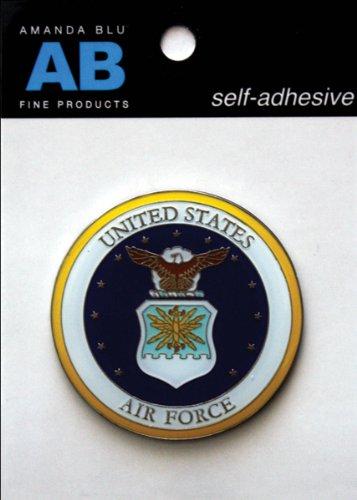 Amanda-Blu-United-States-Military-Medallion-Embellishment-Air-Force