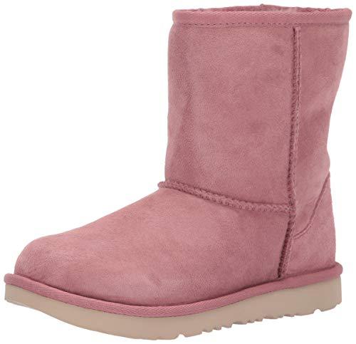 UGG K Classic II Fashion Boot Pink Dawn 6 M US Big Kid ()