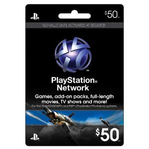 Purchase low price Playstation Nwtwork Card