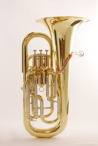 Schiller Elite Compensating Euphonium - Gold by Schiller