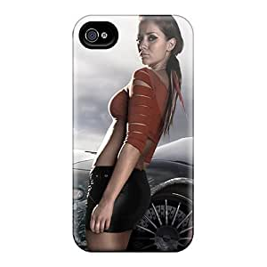 New Arrival Case Specially Design For Iphone 4/4s (need For Speed Prostreet Girl 2)
