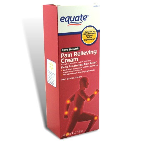 Equate Strength Relieving Muscle 4 Ounce product image