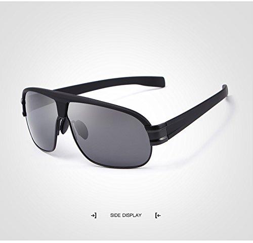 hombre alta sol sol calidad Gafas Polaroid Gafas de de gafas de de de sol sol Mujer Color para de UV400 ZX de con moda para diseño gafas de sol adultos Black Gafas Brown f41wU1q