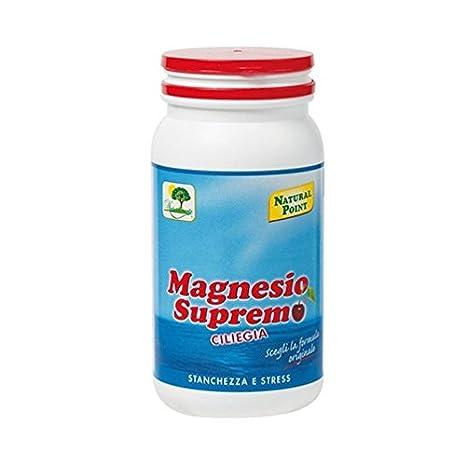 MAGNESIO SUPREMO CILIEG NAT/POIN
