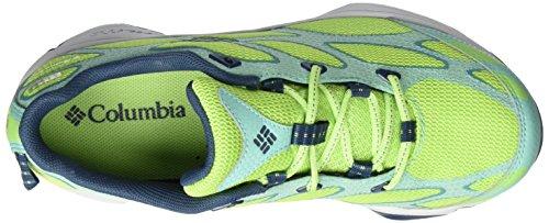 Columbia Conspiracy Iv Outdry - Zapatillas de deporte exterior Mujer Verde (Jade Lime/zinc 332)