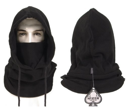 Tactical Balaclava full face outdoor sports mask NWT special price, Black
