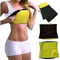 Saundarya Shaper Belt Non-Tearable Tummy Trimmer for Men & Women (Size M, L, XL, XXL, 3XL & 4XL)