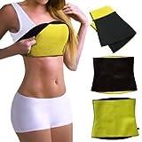 Saundarya Shaper Belt Non-Tearable Tummy Trimmer for Men & Women (Size L)