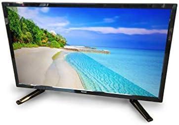 Televisor de señal de TV de 22 Pulgadas, 12 voltios DC con Pantalla Plana HDTV para Caravana y Uso móvil: Amazon.es: Electrónica