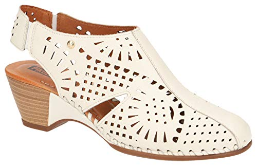 PIKOLINOS Womens Romana W9X-1786 Slip On Sandals, NATA, Size 39 EU (8.5-9 M US Women)