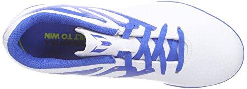 adidas Messi 15.4 TF J - Botas Para Niño Blanco / Azul / Negro