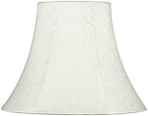 Brentwood Off White Damask Pattern 7x14x11 product image