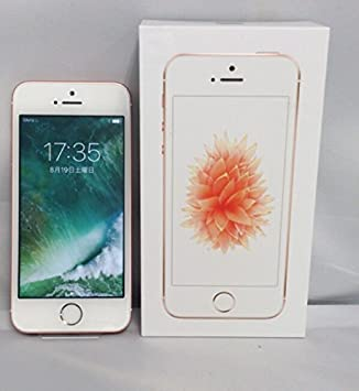 1c92cf8f9b Amazon | Apple SoftBank iPhoneSE A1723 (MP852J/A) 32GB ローズ ...