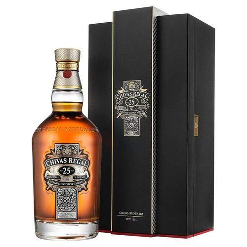 Whisky Chivas Regal Anos 750ml