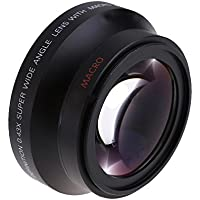 Wide Angle Lens - TOOGOO(R) 67mm High Definition 0.43X Wide Angle Lens Micro Optics for Nikon BL