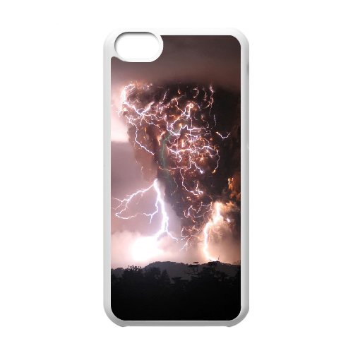 SYYCH Phone case Of Volcanic Eruptions Cover Case For Iphone 5C