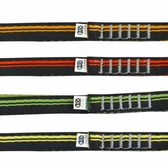 KONG USA ARO SLING TUBULAR - Colour Black 30 cm by KONG USA