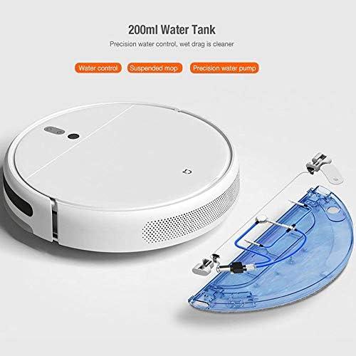 Xiaomi 1C Robot Aspirateur Contrôle intelligent de l'eau pour vadrouille avec capacité Télécommande Smart Planned APP - Home Robots