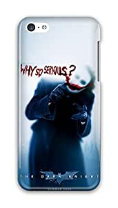 MEIMEIBatman Joker Why So Serious PC Hard iphone 4/4s cases for boysMEIMEI