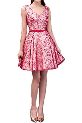 Missdressy - Vestido - trapecio - para mujer Style B