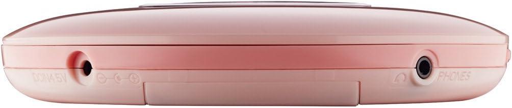 Grundig GCDP 8000 GDR1402 Tragbarer CD-Player Rosa